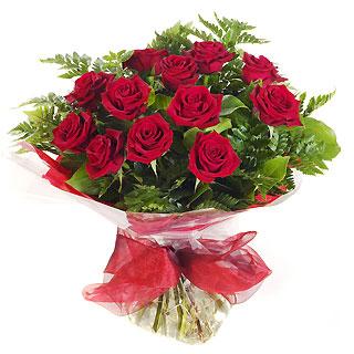 Ucuz Çiçek siparisi 11 kirmizi gül buketi  Ankara çiçekçiler