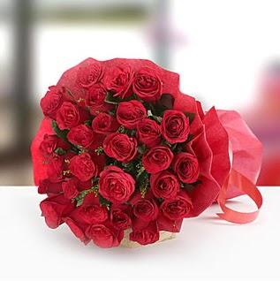 41adet kırmızı gül buket  Ankara ucuz çiçek gönder