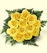 Ankara yurtiçi ve yurtdışı çiçek siparişi  12 adet sarigül kalite buket