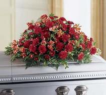 Ankara çiçek servisi , çiçekçi adresleri  son yolculuk kirmizi karanfil çelenk