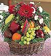 Ankara çiçek gönderme  Çiçekler ve meyve sepeti