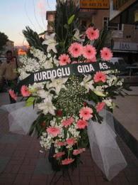 kazablanka,gerbera,sebboy ferforje  Ankara 14 şubat sevgililer günü çiçek
