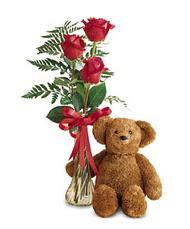oyuncak ve güller tanzim   Ankaraya çiçek yolla
