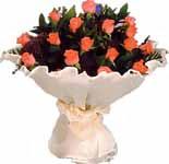 11 adet gonca gül buket   Ankara İnternetten çiçek siparişi