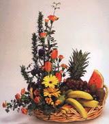 sepet  ve  meyva  sepeti   Ankara çiçekçi telefonları