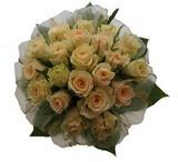 12 adet sari güllerden buket   Ankara online çiçekçi , çiçek siparişi