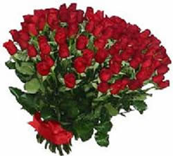 51 adet kirmizi gül buketi  Ankara çiçek online çiçek siparişi