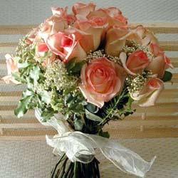 12 adet sonya gül buketi    Ankara çiçekçi telefonları