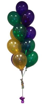Ankara çiçek satışı  Sevdiklerinize 17 adet uçan balon demeti yollayin.