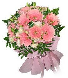 Ankara yurtiçi ve yurtdışı çiçek siparişi  Karisik mevsim çiçeklerinden demet
