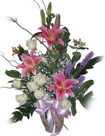 Ankara çiçek online çiçek siparişi  Görsel aranjman tanzimi - Görsellikte son sinir -