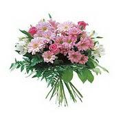 karisik kir çiçek demeti  Ankara çiçek , çiçekçi , çiçekçilik