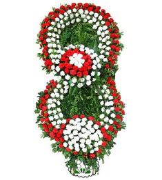 Görsel Cenaze çiçek , cenaze çiçek , çelengi  Ankara online çiçekçi , çiçek siparişi
