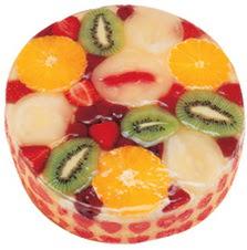 Meyvali 4 ile 6 kisilik yas pasta leziz  Ankara hediye çiçek yolla