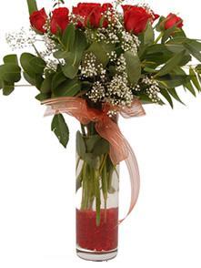9 gül sevdiklerinize  Ankara çiçek , çiçekçi , çiçekçilik