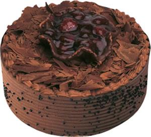 pasta satisi 4 ile 6 kisilik çikolatali yas pasta  Ankara ucuz çiçek gönder