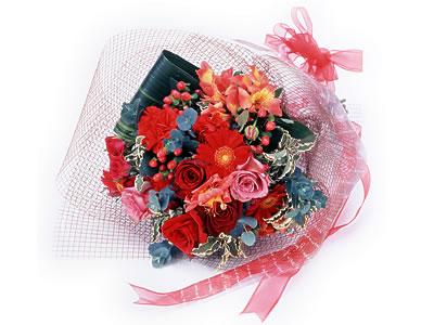 Karisik buket çiçek modeli sevilenlere  Ankara online çiçekçi , çiçek siparişi