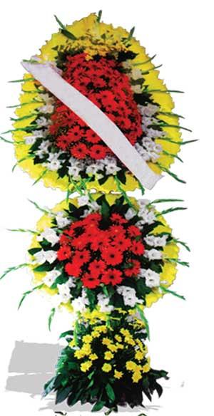 Dügün nikah açilis çiçekleri sepet modeli  Ankara çiçek gönderme
