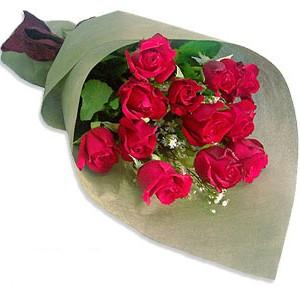Uluslararasi çiçek firmasi 11 adet gül yolla  Ankara çiçek siparişi vermek