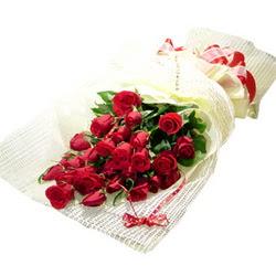 Çiçek gönderme 13 adet kirmizi gül buketi  Ankara çiçek , çiçekçi , çiçekçilik