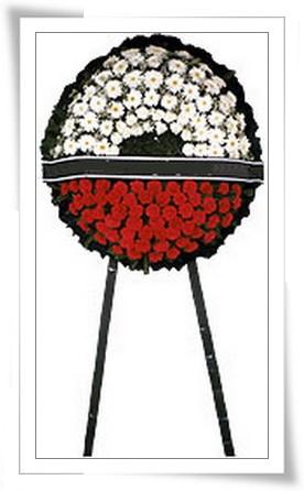 Ankara online çiçekçi , çiçek siparişi  cenaze çiçekleri modeli çiçek siparisi