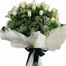 Ankara online çiçekçi , çiçek siparişi  11 gül buketi özel tanzim