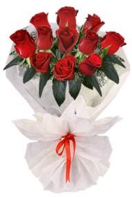 11 adet gül buketi  Ankara çiçek servisi , çiçekçi adresleri  kirmizi gül
