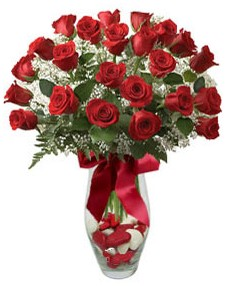 17 adet essiz kalitede kirmizi gül  Ankara çiçek siparişi vermek