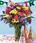 Ankara uluslararası çiçek gönderme  Yeni yil için özel bir demet