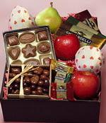 Ankara online çiçek gönderme sipariş  Çiko  meyva  sepeti hediye