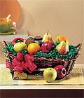 Ankarada çiçek gönderme sitemiz güvenlidir  Sevgi meyvalari hediye sepeti