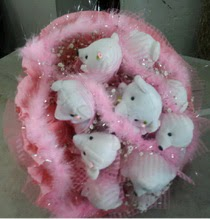 Ankara kaliteli taze ve ucuz çiçekler  12 li Serdar beyin özel tanzimi ayı buketi