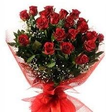 İlginç Hediye 21 Adet kırmızı gül  Ankara çiçek servisi , çiçekçi adresleri