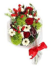 Kız arkadaşıma hediye mevsim demeti  Ankara kaliteli taze ve ucuz çiçekler