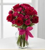 21 adet kırmızı gül tanzimi  Ankara yurtiçi ve yurtdışı çiçek siparişi