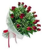 11 adet şahane gül buketi  Ankara hediye sevgilime hediye çiçek