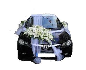 gelin arabası sünnet düğün arabası süsleme