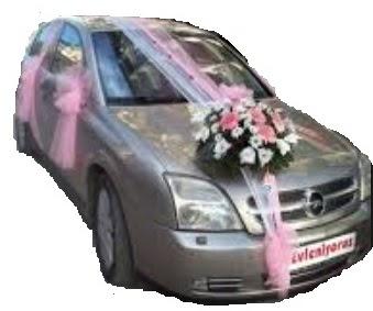 Ankara çiçek gönderme  Gelin arabası süslemesi