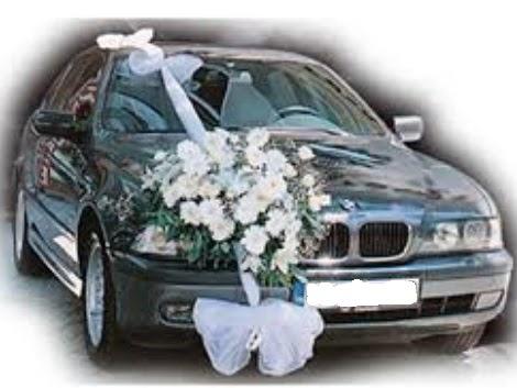 Ankara ucuz çiçek gönder  Görsel gelin arabası süsleme