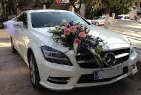 sünnet arabası süslemesi  Ankaraya çiçek yolla