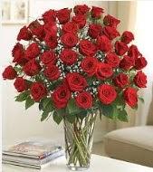 Cam vazoda 51 kırmızı gül süper indirimde  Ankara online çiçekçi , çiçek siparişi
