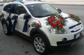 araba süsleme  Ankara çiçek siparişi sitesi