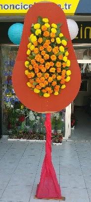 Tek katlı düğün nikah açılış çiçeği  Ankara çiçek mağazası , çiçekçi adresleri