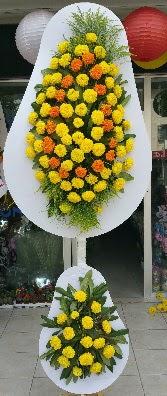 Ankara çiçek siparişi sitesi  Çift katlı düğün Nikah İşyeri Açılış çiçek