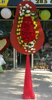 Ankara çiçek , çiçekçi , çiçekçilik  Düğün nikah açılış çiçeği modeli