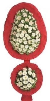 Çift katlı düğün açılış nikah çiçeği  Ankara İnternetten çiçek siparişi