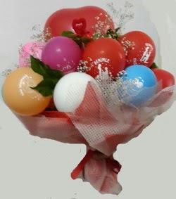 Benimle Evlenirmisin balon buketi  Ankara online çiçekçi , çiçek siparişi