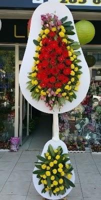 Çift katlı düğün çiçekleri  Ankara anneler günü çiçek yolla