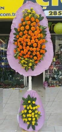 Ankara güvenli kaliteli hızlı çiçek  Çift katlı düğün nikah çiçeği