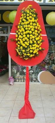Ankara kaliteli taze ve ucuz çiçekler  Tek katlı düğün nikah çiçeği